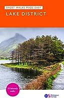 Lake District National Park: 10 Leisurely Walks (OS Short Walks Made Easy)