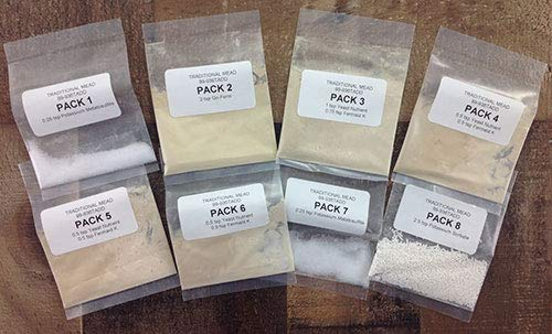 Austin Homebrew Supply Traditional Mead Add Pack