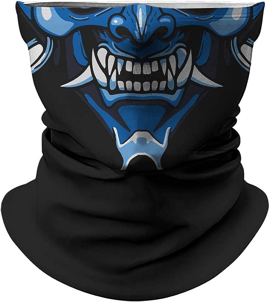 Neck Gaiter Headwear Face Sun Mask Magic Scarf Bandana Balaclava