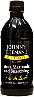 Best johnny fleeman's steak marinade and seasoning Reviews
