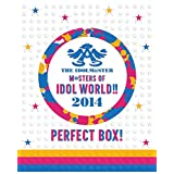 """THE IDOLM@STER M@STERS OF IDOL WORLD!! 2014""""PERFECT BOX!"""" (完全生産限定盤) [Blu-ray]"""