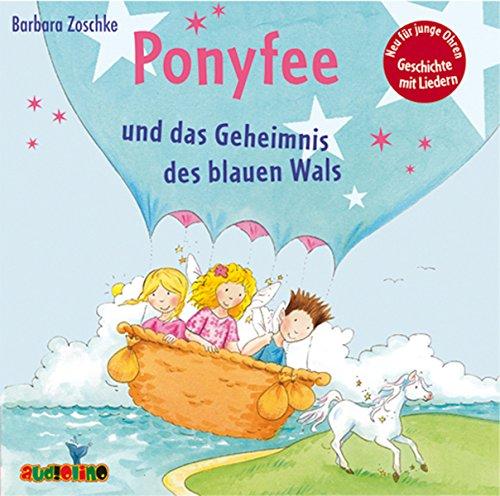 Ponyfee und das Geheimnis des blauen Wals Titelbild