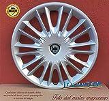 Generico Lancia New YPSILON Oro Copricerchio Borchia Uno (1) Coppa Ruota 15' 4289 Prod. Nuovo