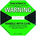 ShockWatch SHW100 100G Indicators (Pack of 50)