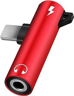 iPhone イヤホン 変換 アダプタ 高音質 イヤホン ジャック ヘッドホン iPhoneヘッドフォンジャッ急速充電 通話 イヤホン 充電 同時 音楽再生 二股接続ケーブル 音質強化バージョン 12Pro Max/12mini/12Pro/1...