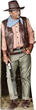 SINCE 1914 JOHNSON SMITH CO John Wayne Collectors Edition Stand Up - Realistic 75 Inch Tall Duke Image