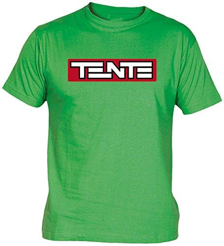 Desconocido Camiseta Tente Adulto/niño EGB ochenteras segunda mano  Se entrega en toda España