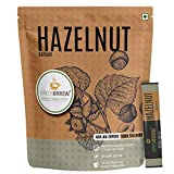 Greenbrrew Instant Natural Green Coffee for Weight Management (Hazelnut, 20 Sachets) - Easy to Use