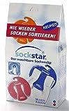Sockstar Sockenclips, 10-teiliges Set, 2Farben