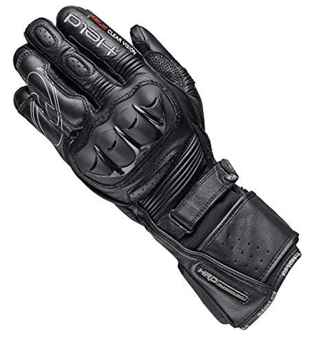 Held Chikara Pro Motorradsporthandschuh, Farbe schwarz, Größe 11