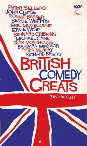 British Comedy Greats: A Home of...