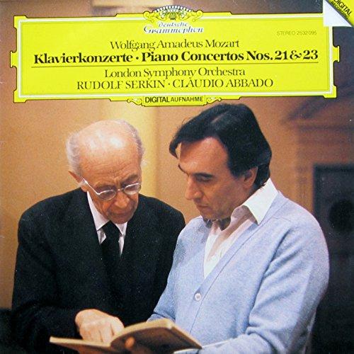 Mozart: Klavierkonzerte Nos. 21 & 23 [Vinyl LP] [Schallplatte]