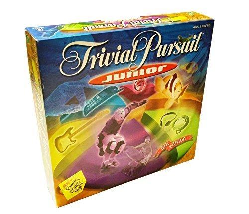 Hasbro Trivial Pursuit Junior - 5th Edition