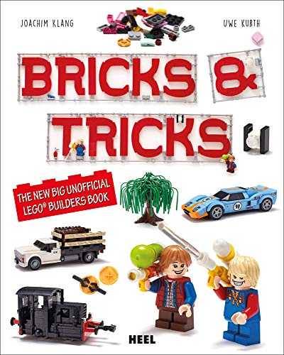 Bricks & Tricks: The new big unofficial LEGO® Builders Book