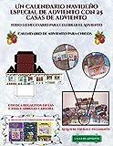 Calendario de adviento para chicos (Un calendario navideño