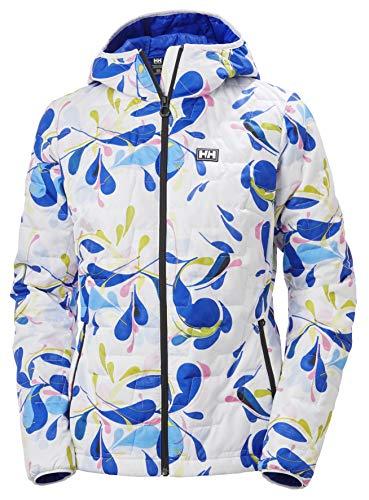 Helly Hansen Damen Lifaloft Hooded Insulator Jacke, Sling Print, XL