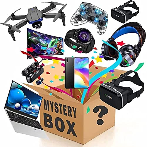 Cajas Mystery al azar para regalo sorpresa de adultos, como drones, gamepads y más, estilo aleatorio, Heartbeat, excelente relación calidad-precio.