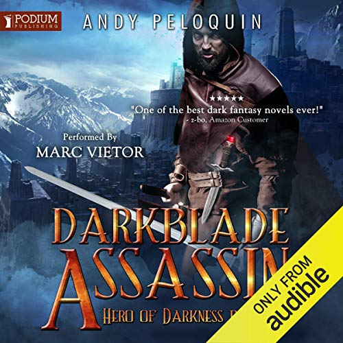 Darkblade Assassin Titelbild