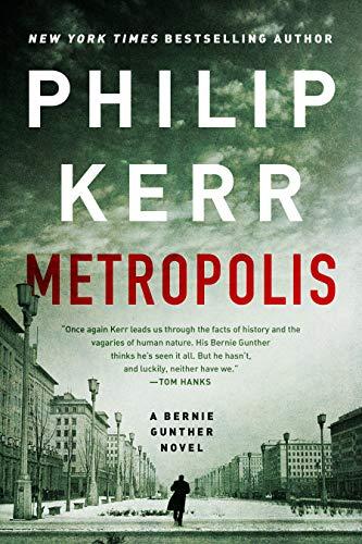 Image of Metropolis (A Bernie Gunther Novel)