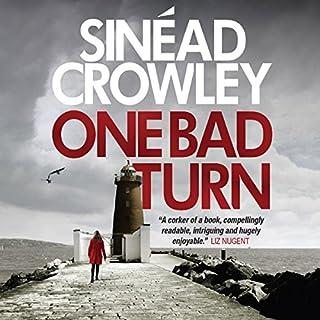 One Bad Turn audiobook cover art
