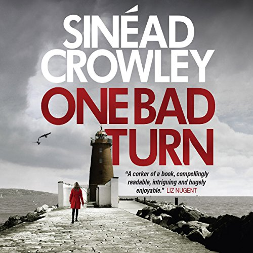 One Bad Turn audiobook cover art
