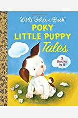 Little Golden Book Poky Little Puppy Tales (Little Golden Book Favorites) by Janette Sebring Lowrey (2015-07-14) Hardcover