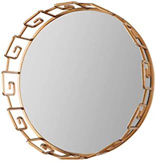 ZUQIEE Makeup Mirror Bathroom Mirror Decorative three-dimensional decorative wall hangings hanging mirror dressing table