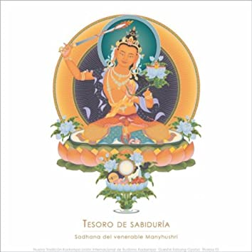Tesoro de Sabiduría: Sadhana del Venerable Manyhushri