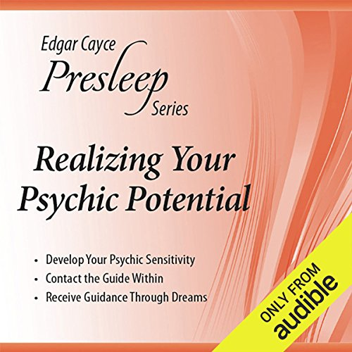 Realizing Your Psychic Potential audiobook cover art