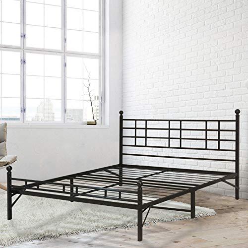 Darrel Model H Steel Platform Bed