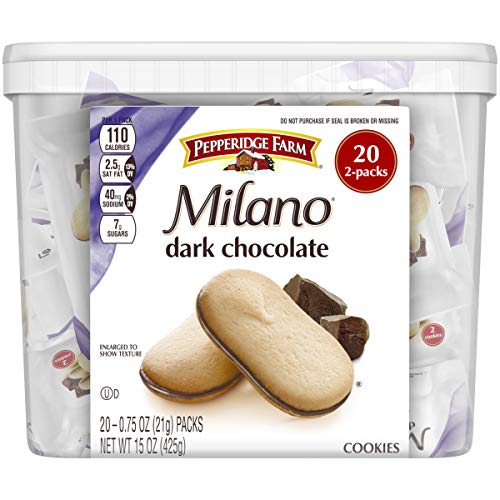 Pepperidge Farm Milano Dark Choc...