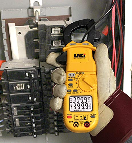 DL389B True RMS Dual Display Clamp Meter