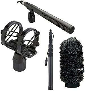 Rode NTG-2 Videographer Kit 2: NTG-2, 79CC, SM4, and WS6