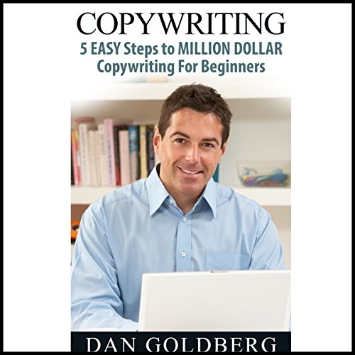 Copywriting audiobook cover art