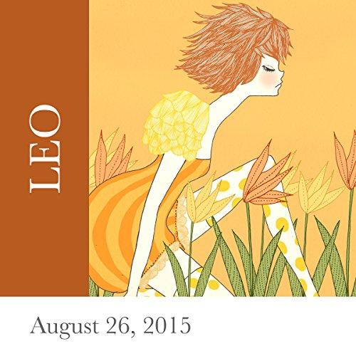 Leo: August 26, 2015 audiobook cover art