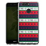DeinDesign Huawei Nova 2 Plus Coque en Silicone Étui Silicone Coque Souple Paris Saint-Germain...