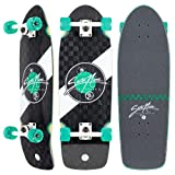 Sector 9 Unisex Mosaic Fat Wave Complete Skateboard, Adult, Multi, 30