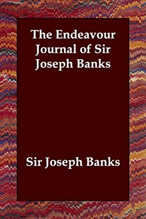 Endeavour Journal of Sir Joseph Banks