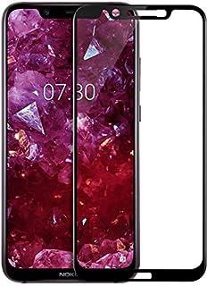 MYZONE Nokia 8.1 (Nokia X7),Real Tempered Glass Screen Protector, Film Screen Protector by MYZONE