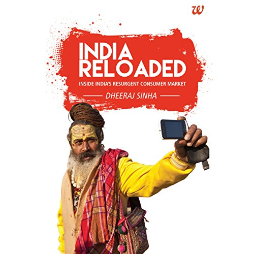 India Reloaded audiobook cover art