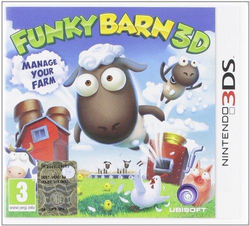 Ubisoft Funky Barn 3D, 3DS - Juego (3DS, Nintendo 3DS, Simulación, E (para todos))