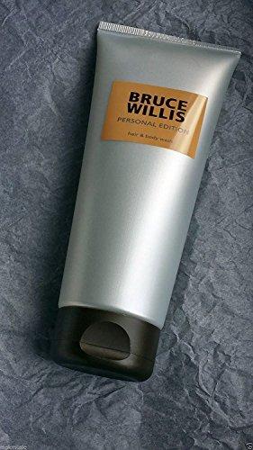 LR Bruce Willis Personal Edition Shampooing parfumé pour cheveux et corps 200 ml