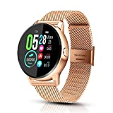 EIVOTOR Smartwatch Donna Uomo Sport Watch Impermeabile IP68 Orologio Fitness Tracker Activity...