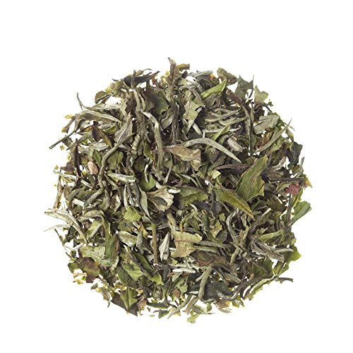 TEA SHOP - Te blanco - White Kiss - Tes granel - 100g