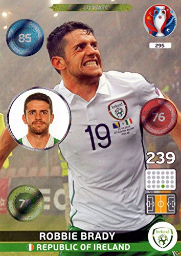Panini Adrenalyn XL UEFA Euro 2016 Robbie Brady One To Watch