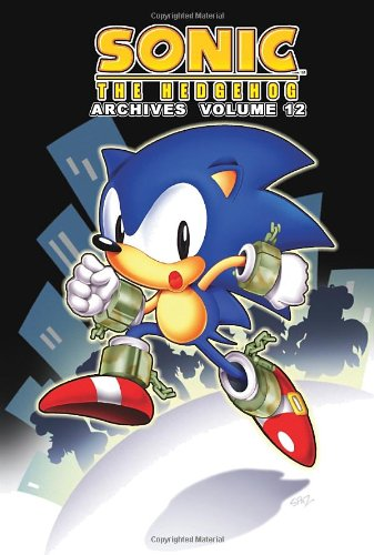 Sonic the Hedgehog Archives, Vol. 12