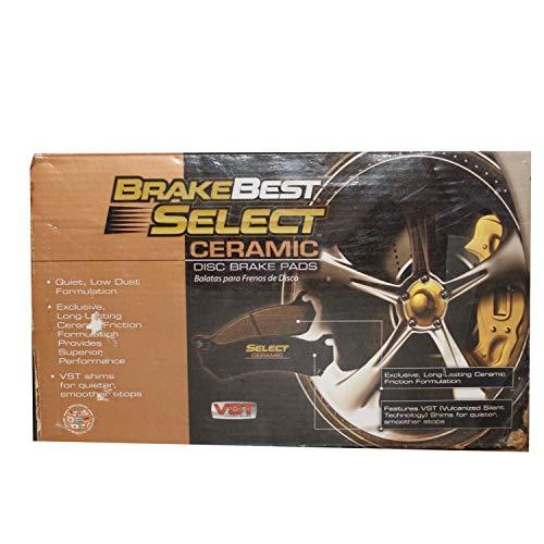 Brake Best Select Ceramic Disc Brake Pads