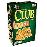 Keebler Club Crackers, Minis, Multi-Grain, 12.7 Oz Box