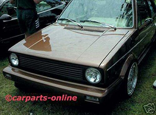 Carparts-Online 30467 Sportgrill Kühlergrill ohne Emblem