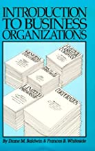 Introduction to Business Organizations (2nd Edition)